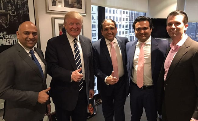 Conflict Of Interest? The Indian Twist To Donald Trump Controversy