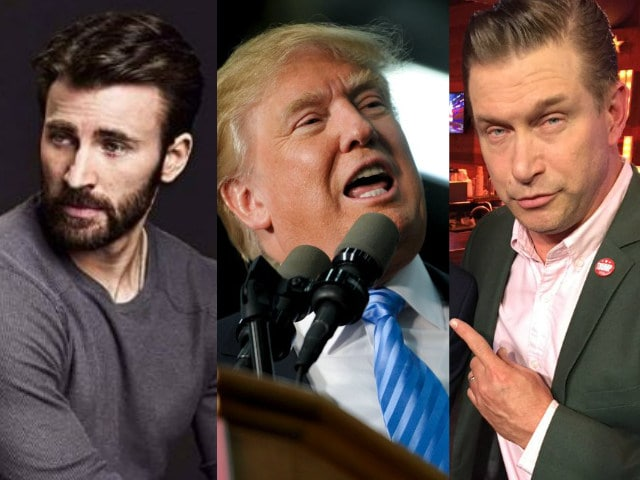 Donald Trump Triumphs. What Hollywood Celebs Are Tweeting About New POTUS