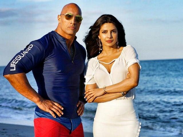 Priyanka Chopra Finds Baywatch Co-star Dwayne Johnson's Daughter 'Stunning'