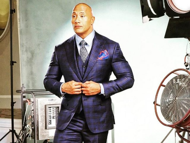 Dwayne Johnson, 'Sexiest Man Alive,' Really Does Want to be Next POTUS