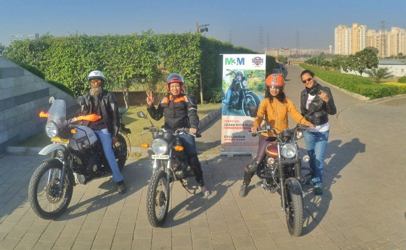 EagleRider Introduces Training Academy for Women Riders