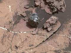 नासा के क्यूरियोसिटी रोवर ने मंगल ग्रह पर खोजा दुर्लभ 'एग रॉक'