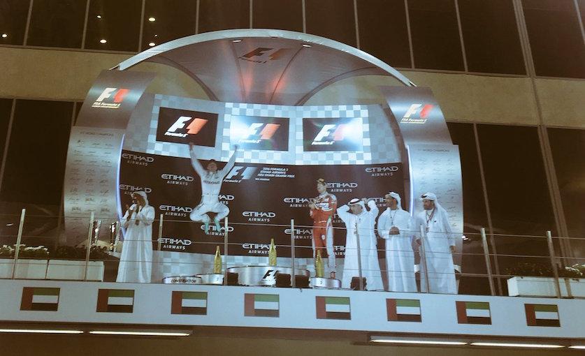 Formula 1 2016: Nico Rosberg Wins World Championship, Force India Finish Fourth
