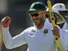 1st Test: Faf du Plessis Looks to Negate Sri Lankan Spin