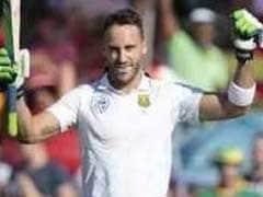 Faf Du Plessis' Appeal Against Ball Tampering Fine Set For December 19