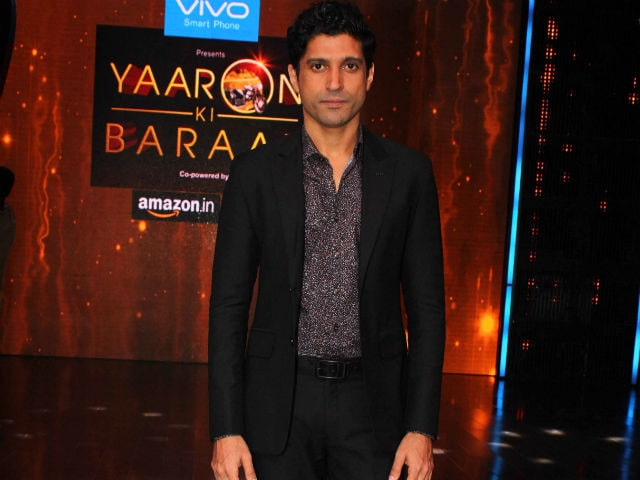 Farhan Akhtar Hates Doing Topless Photo Shoots