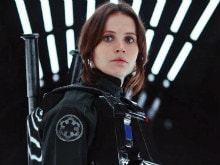 Felicity Jones 'Obsessed' With Action, Courtesy Her <I>Rogue One</i> Role
