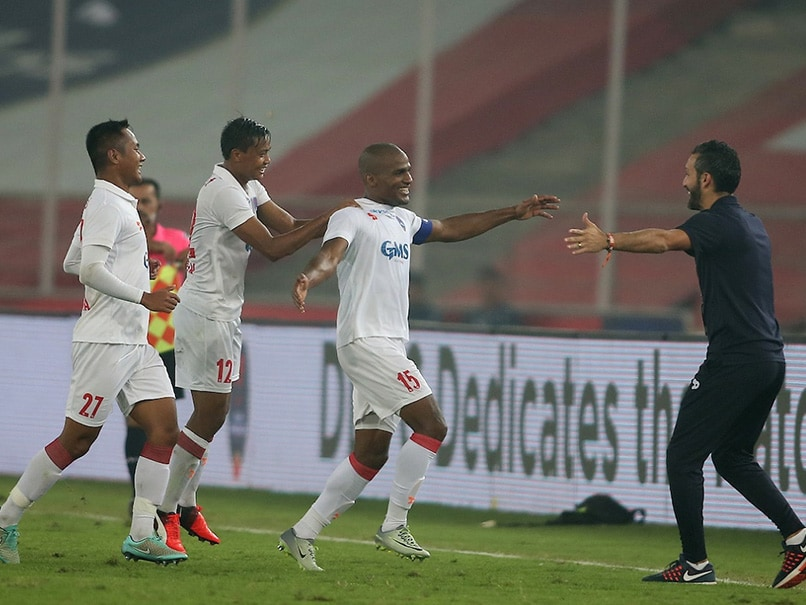 ISL 2016: Florent Malouda Stars as Delhi Dynamos Crush Chennaiyin FC 4-1