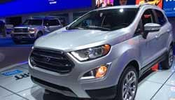 2017 Ford EcoSport Facelift Spotted Again Ahead Of Festive Season Launch