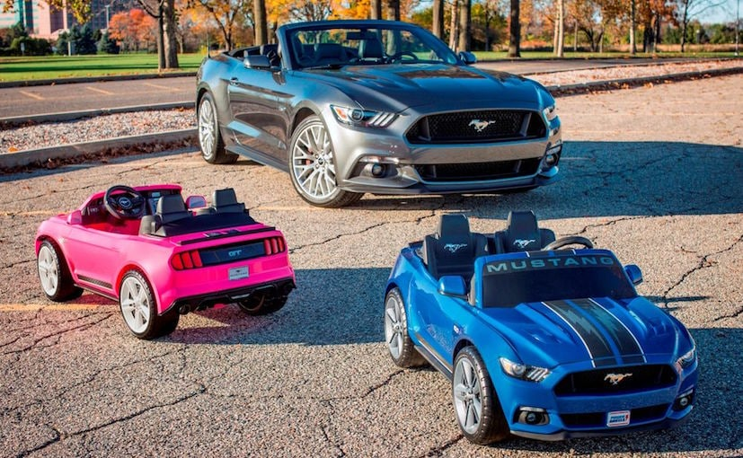 This Ford Mustang For Kids Has More Safety Features Than Your Car & Ford Mustang Price in India (GST Rates) Images Mileage Features ... markmcfarlin.com