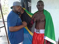 Vijender Singh's Next Opponent Francis Cheka Vows To Demolish Him