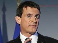Man Wrestled To Ground After Slapping French Ex-PM Manuel Valls