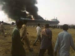 10 Killed, 50 Injured In Explosions At Pak Shipbreaking Yard