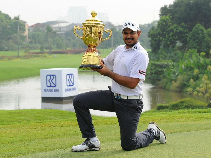 Gaganjeet Bhullar Pips Jeev Milkha Singh to Win Indonesia Open