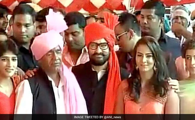 'दंगल' में आमिर खान के किरदार से 10 गुना ज्यादा सख्त थे मेरे ताऊ : विनेश फोगाट