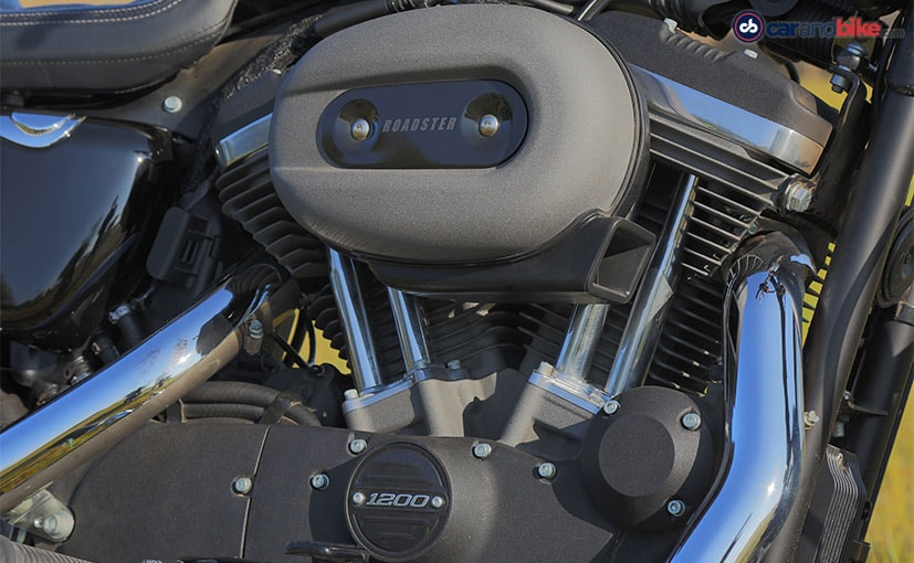 2017 Harley-Davidson Roadster First Ride Review - NDTV