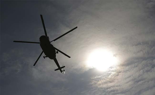 आईएएफ के लापता हेलीकॉप्टर की तलाश दूसरे दिन भी जारी