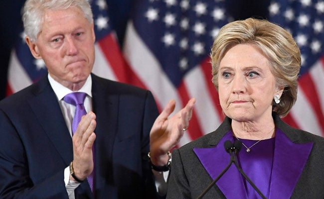 Trump Retweets Conspiracy Post Tying Clintons To Jeffrey Epstein's Death
