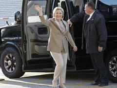 Clinton, Trump Vote In New York, Polls Give Hillary The Edge