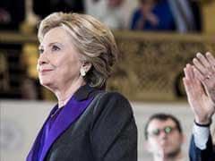 हिलेरी क्लिंटन ने राष्ट्रपति चुनाव में हार के लिए FBI निदेशक को बताया जिम्मेदार