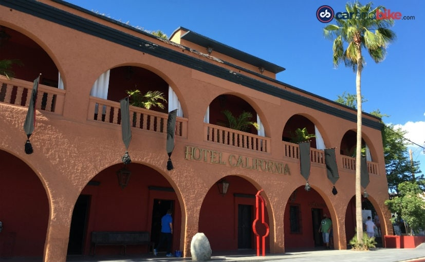 Hotel California-which served as inspiration to 'The Eagles'