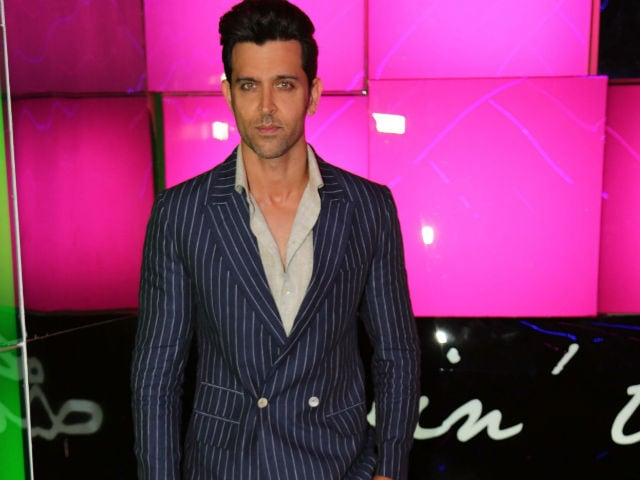 Hrithik Roshan Says, 'Whatever I Do, I Do to the Extreme'