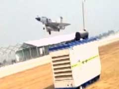 When A Fighter Jet 'Landed' On the Highway In Uttar Pradesh