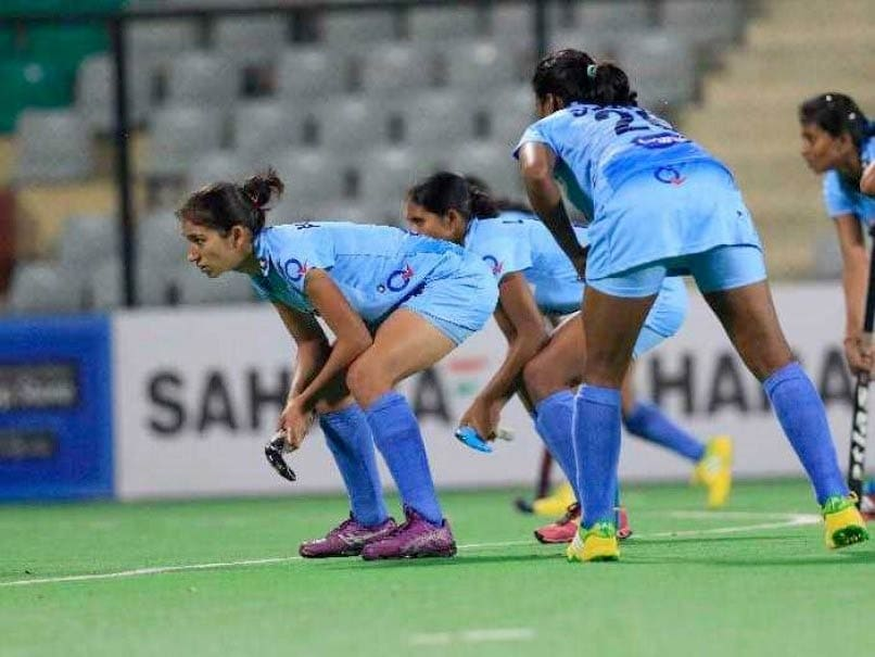Asian Champions Trophy: Indian Womens Hockey Team to Face China in Final