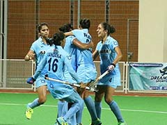 Rani Helps Indian Women's Hockey Team Beat Belarus 3-1