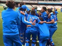 India Win ICC Women's World Cup Qualifier 2017 Final