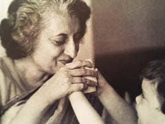 Indira Gandhi 'Most Acceptable PM Even Today': President Pranab Mukherjee