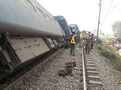 कानपुर ट्रेन हादसा : ज्यादातर शव बेहद क्षत-विक्षत, शिनाख्त भी मुमिकन नहीं