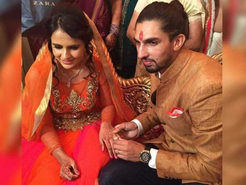 Ishant Sharma to Wed Basketball Player Pratima Singh on December 9