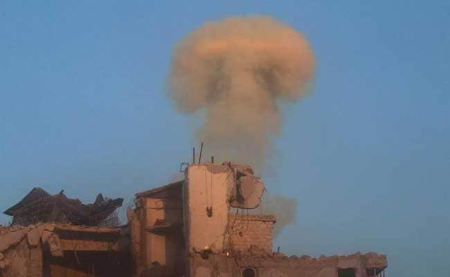 विस्थापित सीरियाई लोगों पर आईएस ने किया हमला, 18 की मौत