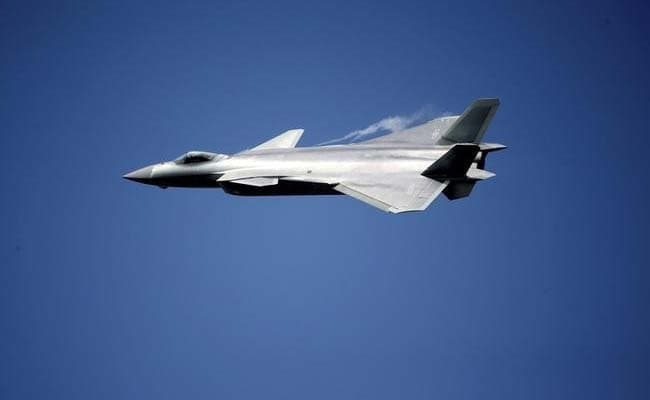 China Stealth Jet Enters Service In Sweeping Modernization Of Military