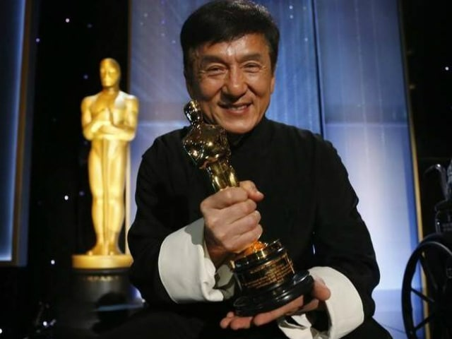 Jackie Chan Finally Wins Academy Award After Making Over 200 Films