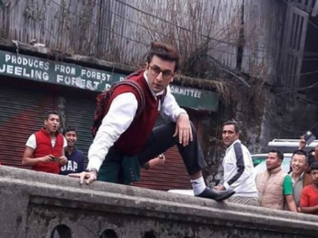 Ranbir Kapoor Is Way Too Cool For School In New Jagga Jasoos Still