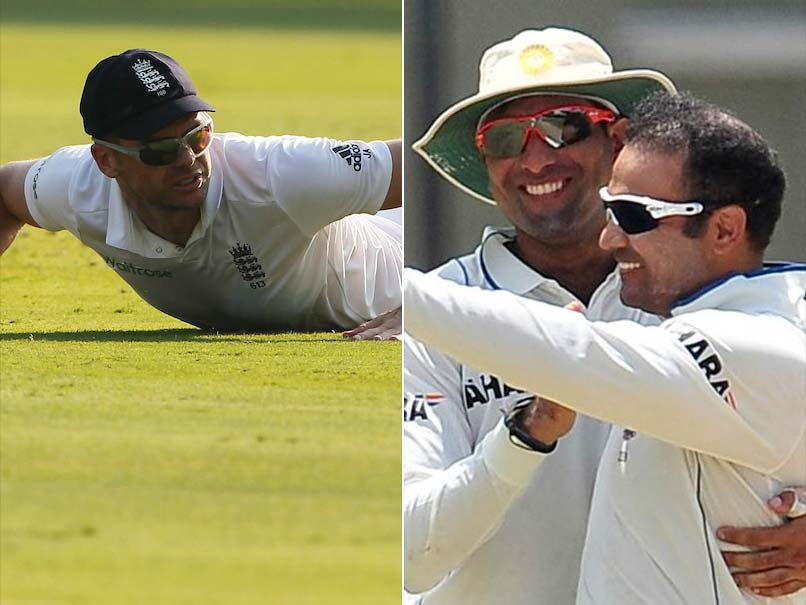 Sehwag takes sweet revenge after 5 years as Anderson bags king pair