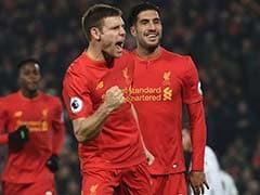 Premier League: Liverpool go Top, Sergio Aguero Lifts Manchester City