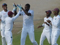 3rd Test: Kraigg Brathwaite, Jason Holder Lift West Indies vs Pakistan on Day 3
