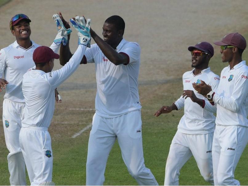 3rd Test: Kraigg Brathwaite, Jason Holder Lift West Indies vs Pakistan on Day 3