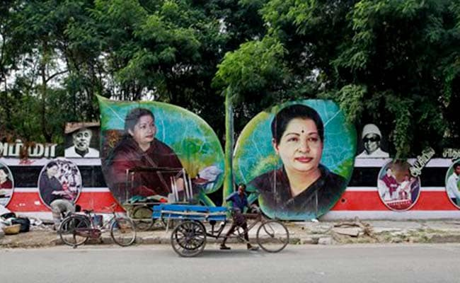 AIADMK Factions Using 'Two Leaves' Symbol Pulled Up By Election Commission