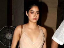 Yes, Sridevi's Daughter Jhanvi Kapoor Is Prepping For Bollywood Debut