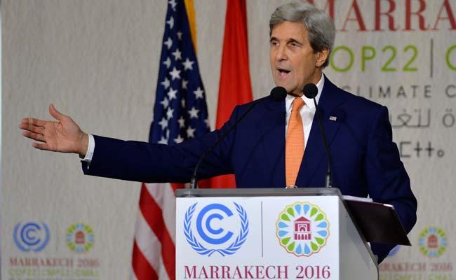 John Kerry Accuses Bashar al-Assad Government Of 'Massacre' In Aleppo