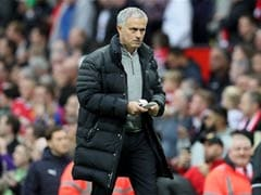 Jose Mourinho Says Manchester Attack Victims in United's 'Minds And Hearts'