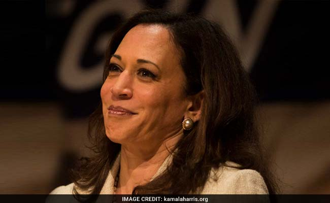 Kamala Harris Once Asked Chennai Aunt To Break Coconuts For Luck: Report