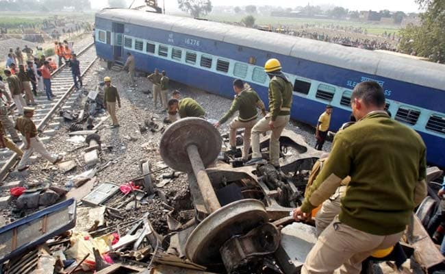 Train Accident 143 Dead Search For Survivors Called Off
