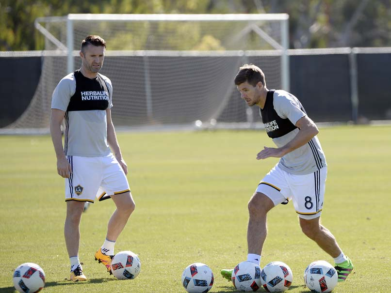 LA Galaxy Boss 'Hopeful' Steven Gerrard, Robbie Keane May Stay