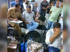 Over Rs 60 Lakh Unaccounted Money Seized From Man On Bus In Kerala