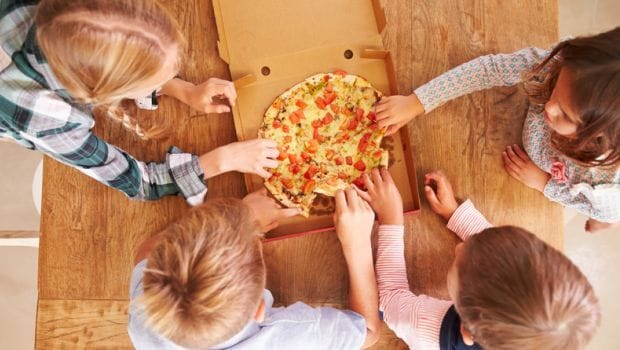 Fatty Food May Up Mental Problems in Children